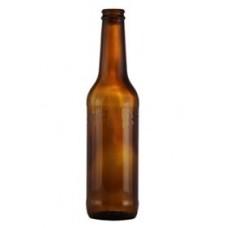 Fľaša sklenená 0,33L